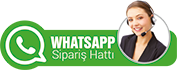 Whatsapp Siparis Hattı